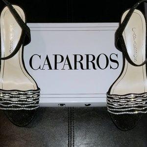 Caparros Quiron Dress Sandals